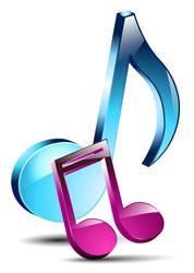 Neurofeedback Brain Health Musical Notes